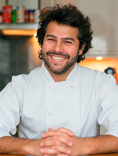 Foto del cocinero Omar Allibhoy