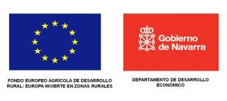 Ayudas FEDER y departamento de desarrollo económico de Navarra